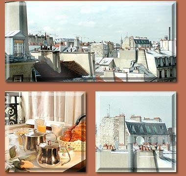 Hotel Baudelaire a Paris Bastille