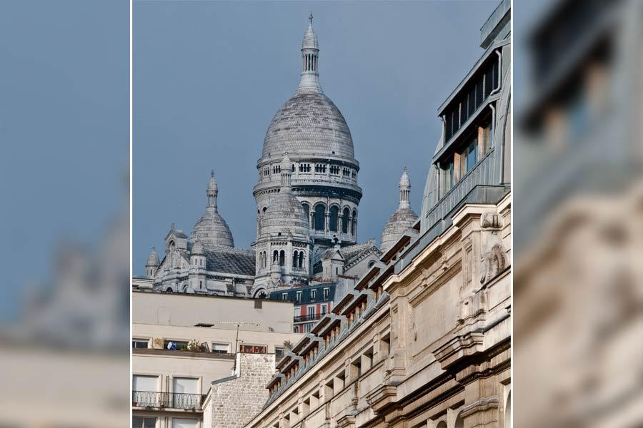 Montmartre Hotel a Paris